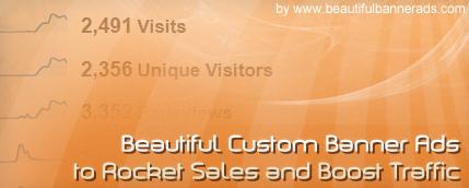 Custom Banner Ads